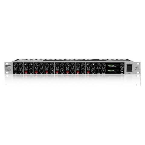 Behringer EURORACK PRO RX1602 Professional Multi-Purpose 16-Input Ultra-Low Noise Line Mixer