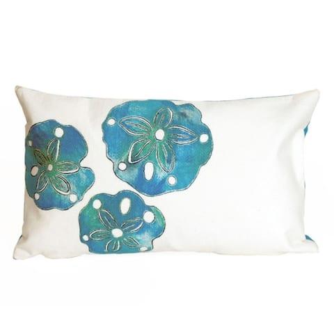 Liora Manne Sea Biscuit Pillow (12 x 20)