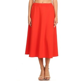 786e5c8412 Buy Mid-length Skirts Online at Overstock | Our Best Skirts Deals