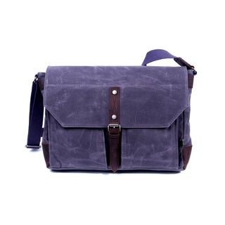 TSD Brand Stone Creek Messenger Bag