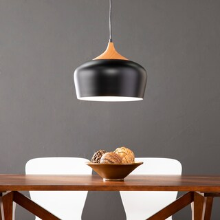 Palm Canyon Phillips Mid-century Modern Pendant Lamp
