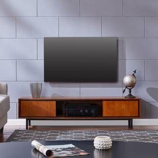 Carson Carrington Tartu Low-Profile Media Console TV Stand