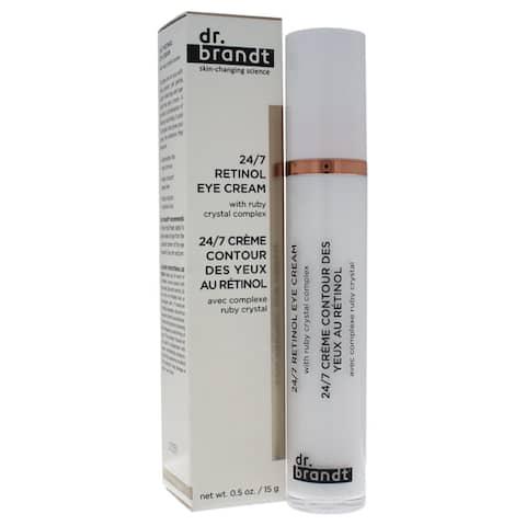 Dr. Brandt 24/7 Retinol Eye Cream 0.5 fl oz/15 g