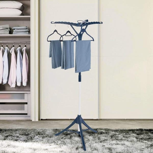 Drying Rack Laundry Folding Tripod