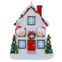 Maxora Personalization  Christmas House Ornament
