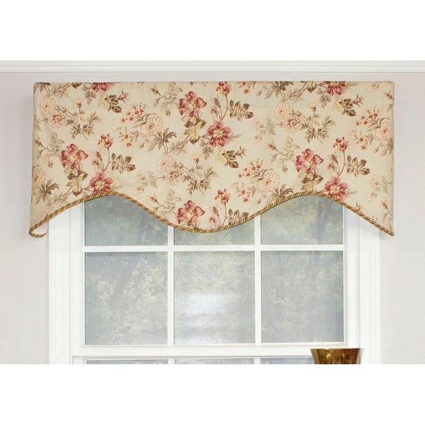 cornice window valance decorative window rlf home farmington cornice window valance antique shop free