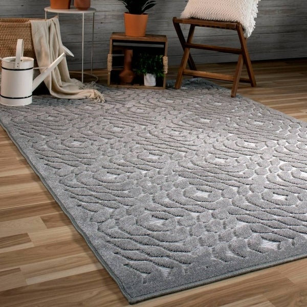 Orian Rugs Boucle Canada: Shop Orian Rugs Boucle Indoor/Outdoor Sandpiper