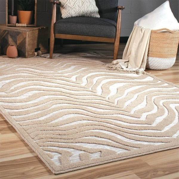 Orian Rugs Boucle Canada: Shop Orian Rugs Boucle Indoor/Outdoor Sudan Driftwood Area