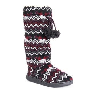 MUK LUKS® Women's Gloria Tall Slippers