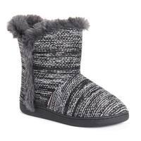 MUK LUKS® Women's Cheyenne Bootie Slippers