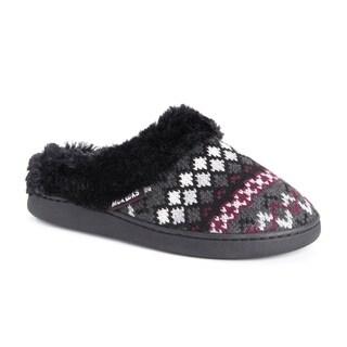MUK LUKS® Women's Suzanne Clog Slippers