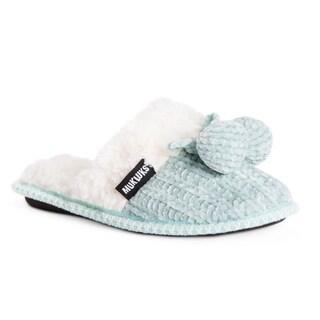 MUK LUKS® Women's Perlyn Scuff Slippers