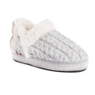 MUK LUKS® Women's Magdalena Full Foot Slippers