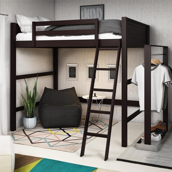 Shop Avenue Greene Cato Full Loft Bed On Sale Free