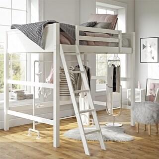 Buy Size Full Loft Bed Kids Toddler Beds Online At Overstock Our Best Kids Toddler Furniture Deals