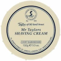 Taylor of Old Bond Street Mr Taylor's 5.3-ounce Shaving Cream