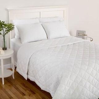 Tommy Bahama Santorini Year Round Hypoallergenic Reversible Blanket