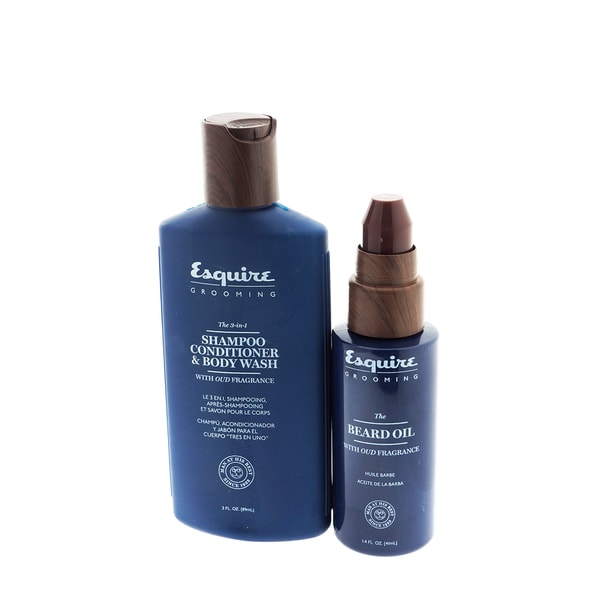 d0004cc02fd1 Shop Esquire The Beard Duo - Free Shipping On Orders Over $45 - Overstock -  22972362