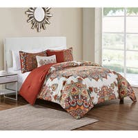 VCNY Home Tamara Medallion Comforter Set - Multi