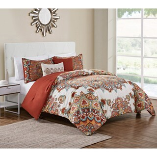 VCNY Home Tamara Medallion Comforter Set