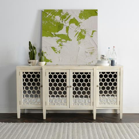 Milena Mirrored Sideboard by Kosas Home