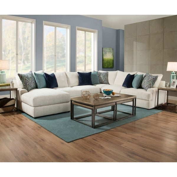 Shop Rosland Sectional Sofa - On Sale - Free Shipping Today ...