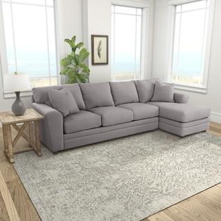 Copper Grove Polten Sofa Chaise Sectional