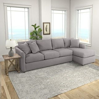 Copper Grove Polten Sofa Chaise Sectional