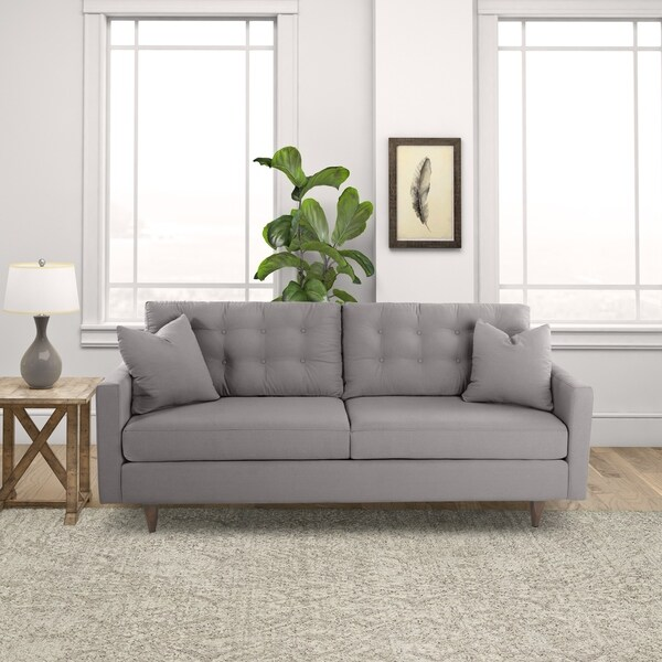 Order Furniture Online Free Shipping: Shop Klaussner Furniture Made To Order Cecil Sofa