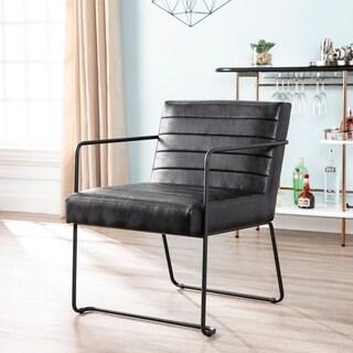 Harper Blvd Nostrok Faux Leather Accent Chair