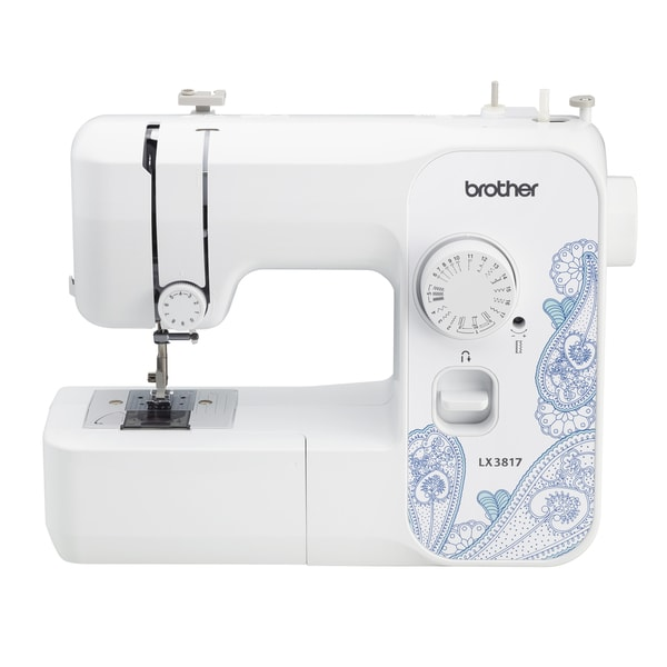 Shop Brother LX40 40Stitch Fullsize Sewing Machine Factory Simple Brother B5300 Universal Sewing Machine Carrying Case