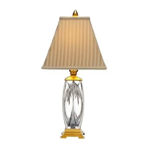 Finn Versailles Brass 26-inch Table Lamp
