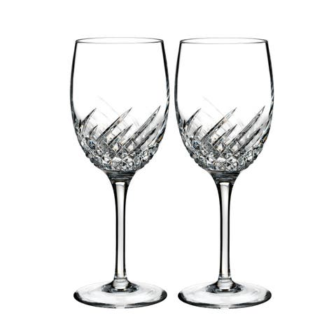 Wave Clear 9oz. Essentially Wine (Set of 2)