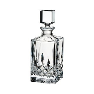 Lismore Clear 15oz. Square Decanter