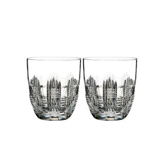 Dungarvan Clear 10oz. Double Old Fashioned (Set of 2)