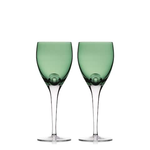 W 11.3oz. Wine (Set of 2)