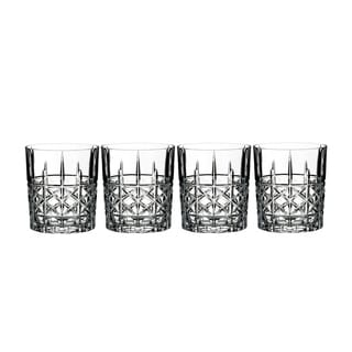 Link to Brady Clear 11oz. Double Old Fashioned (Set of 4) Similar Items in Glasses & Barware