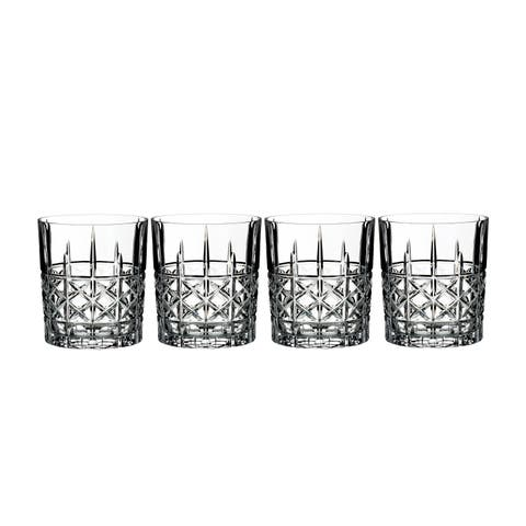 Brady Clear 11oz. Double Old Fashioned (Set of 4)