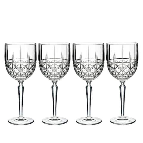 Brady Clear 15oz. Goblet (Set of 4)