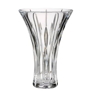 Sheridan Clear 11-inch Flared Vase