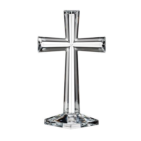 Selah Clear 10-inch Standing Cross