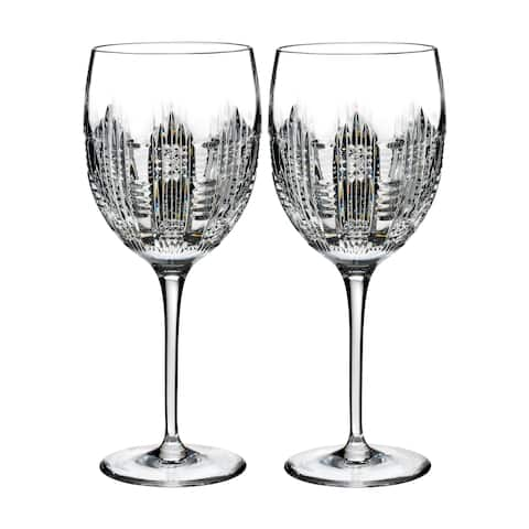 Dungarvan Clear 12oz. Essentially Goblet (Set of 2)