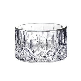 Lismore Clear 4.5-inch Champagne Coaster