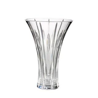 Sheridan Clear 9-inch Flared Vase