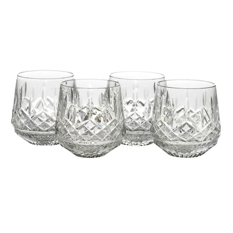 Lismore Clear 9oz. Old Fashioned (Set of 4)