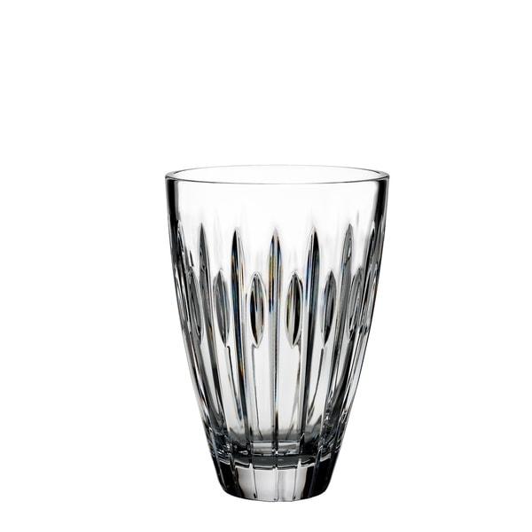Mara Clear 7-inch Vase