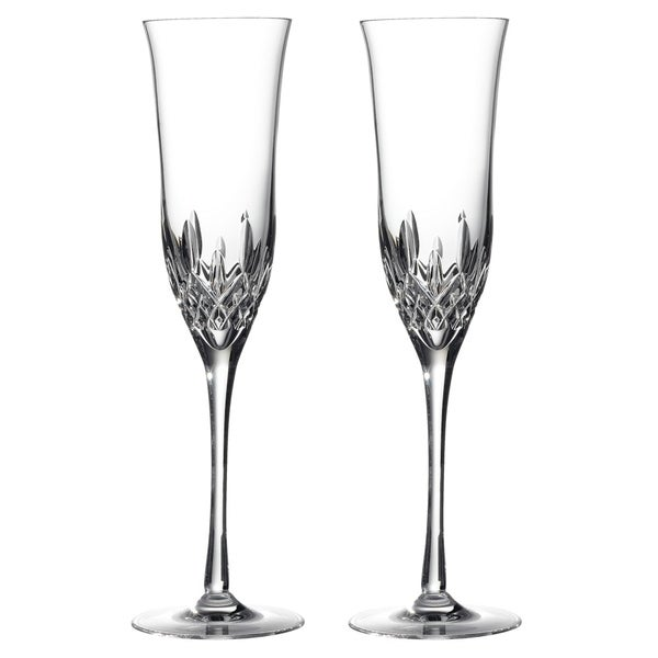 b6e95e0b8c8 Lismore Essence Clear 8oz. Champagne Flute (Set of 2)