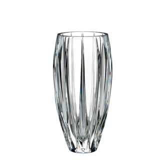 Phoenix Clear 9-inch Vase