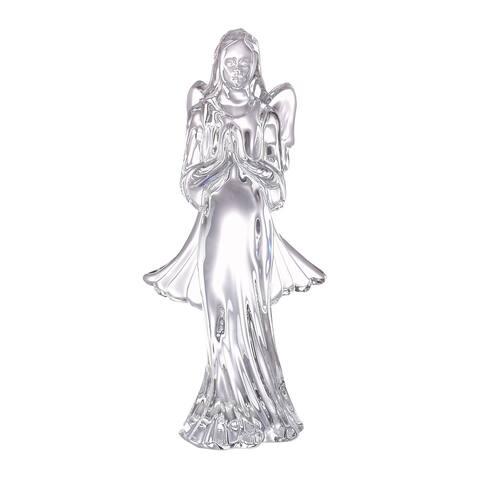 Celestial Clear 6.5-inch Angel of Grace