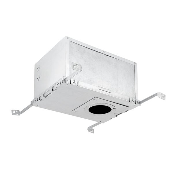 Installing Recessed Lighting: Shop IC Rated Aluminum Recessed Lighting Insulation Box
